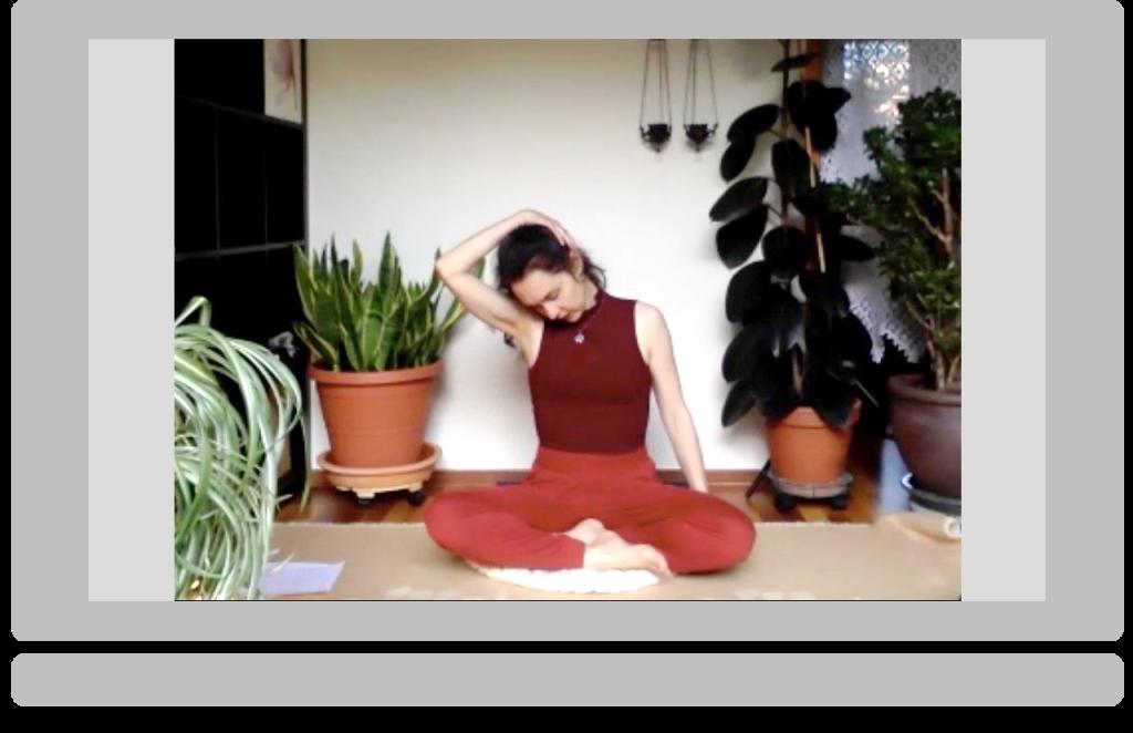 YogaLines Online Classes